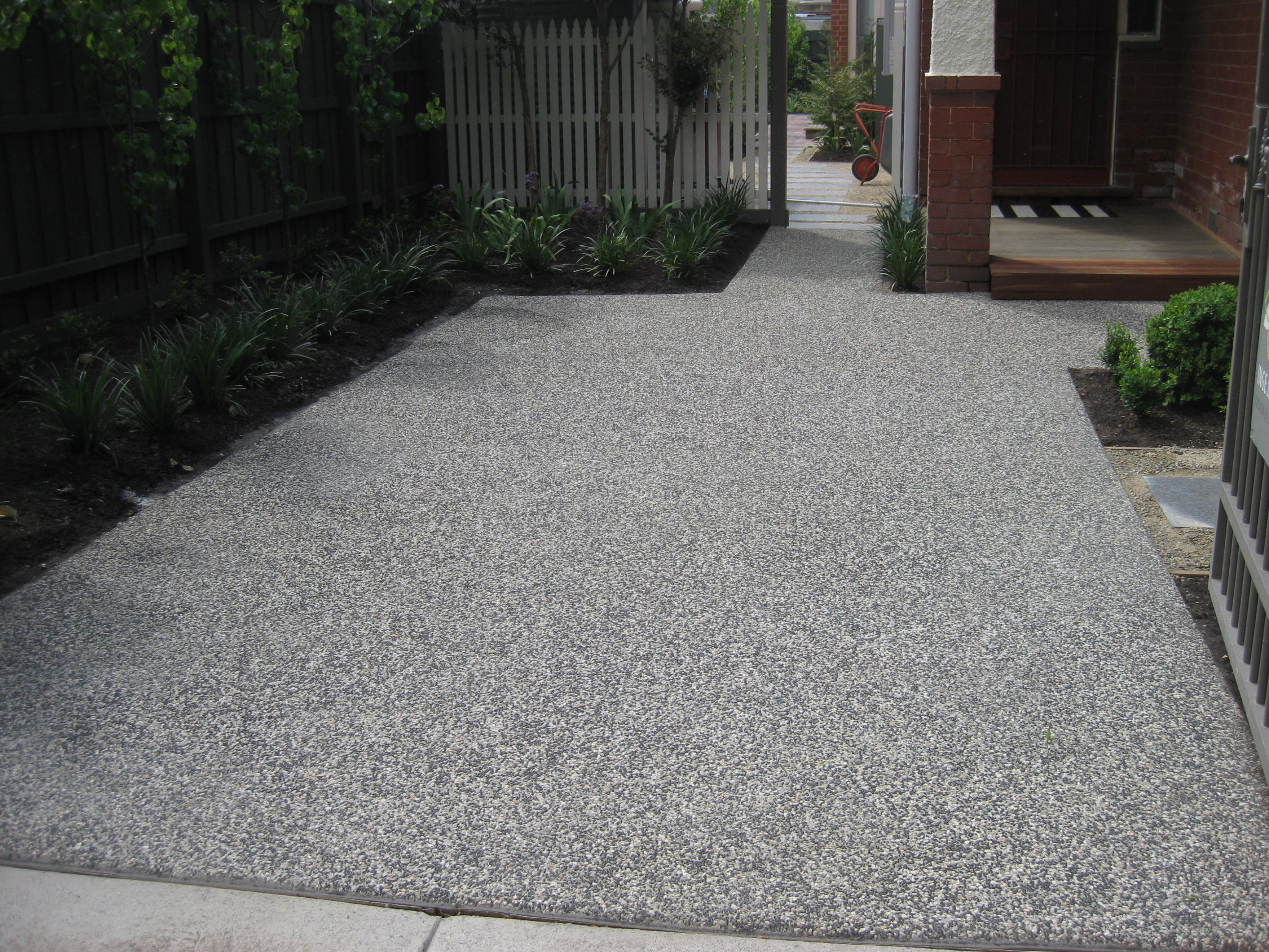 Plain concrete Brisbane